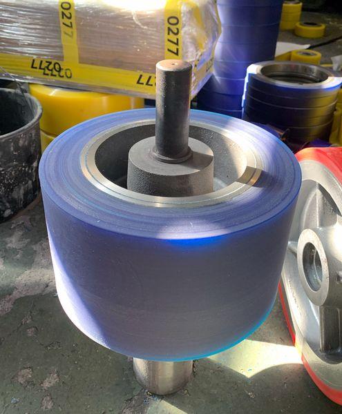 Изготовление и восстановление полиуретановых колес - Изображение 21