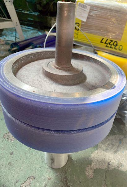 Изготовление и восстановление полиуретановых колес - Изображение 23
