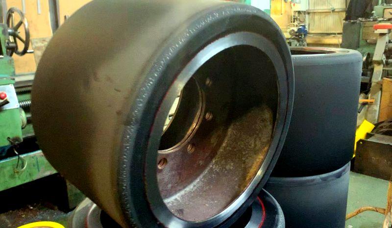 Изготовление и восстановление полиуретановых колес - Изображение 20