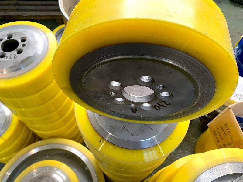 Изготовление и восстановление полиуретановых колес - Изображение 7