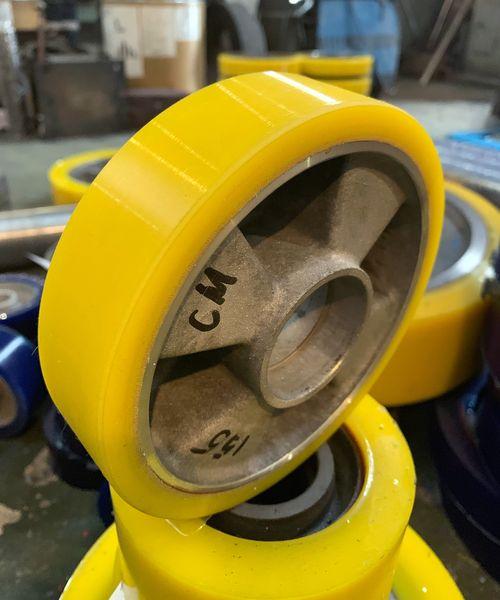 Изготовление и восстановление полиуретановых колес - Изображение 29
