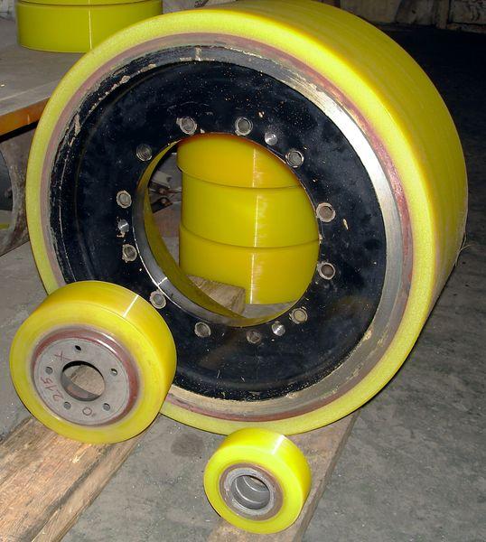 Изготовление и восстановление полиуретановых колес - Изображение 8