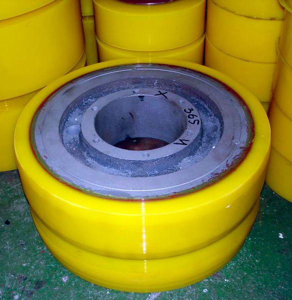 Изготовление и восстановление полиуретановых колес - Изображение 4