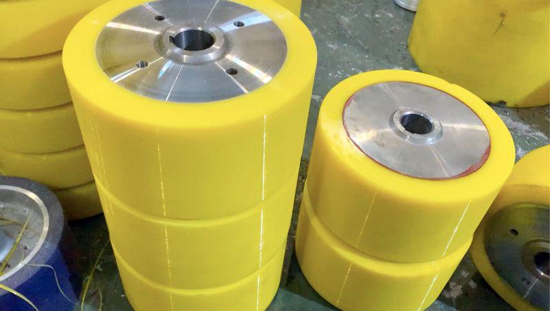 Изготовление и восстановление полиуретановых колес - Изображение 3