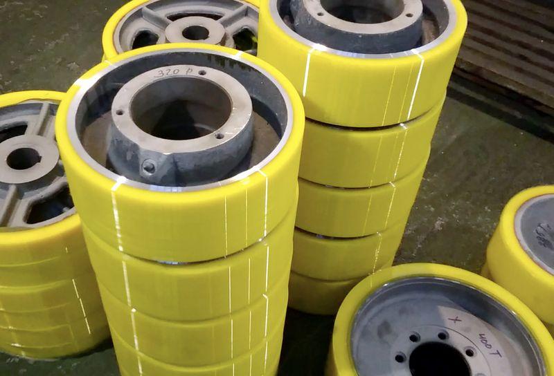 Изготовление и восстановление полиуретановых колес - Изображение 2