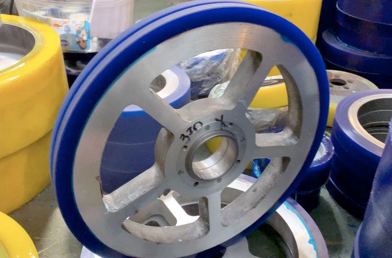 Изготовление и восстановление полиуретановых колес - Изображение 5