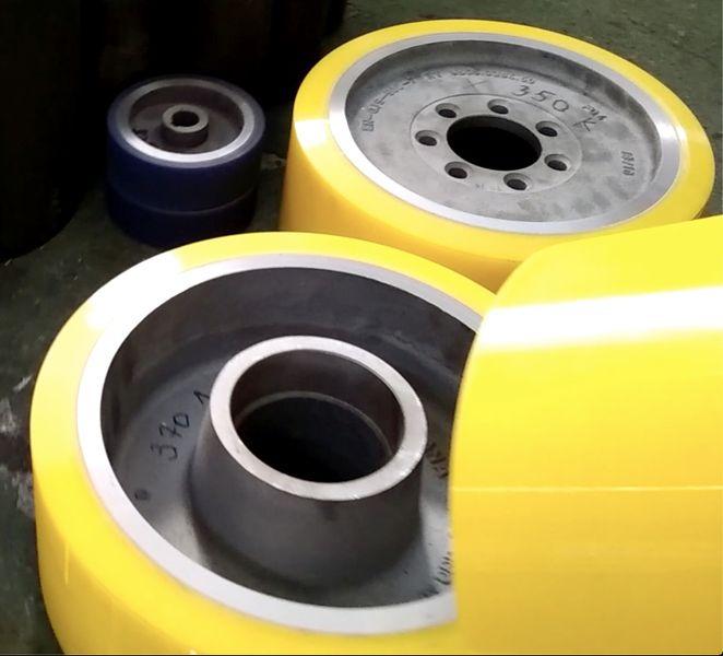 Изготовление и восстановление полиуретановых колес - Изображение 19