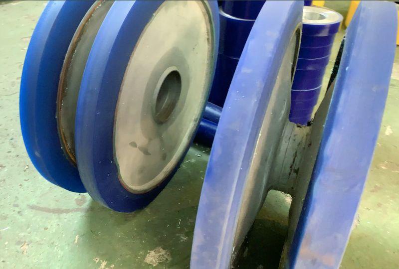 Изготовление и восстановление полиуретановых колес - Изображение 33