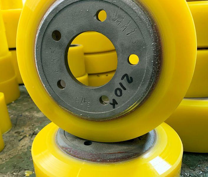 Изготовление и восстановление полиуретановых колес - Изображение 35