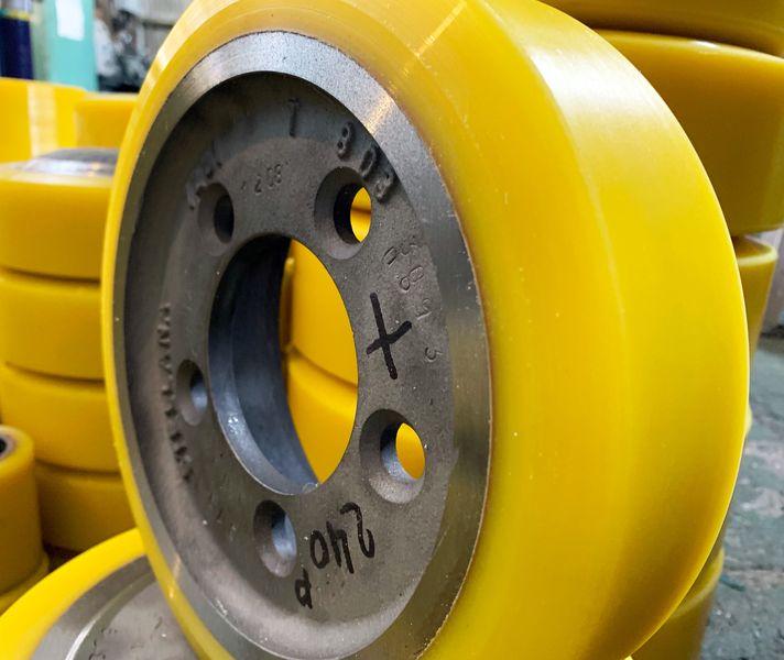 Изготовление и восстановление полиуретановых колес - Изображение 27