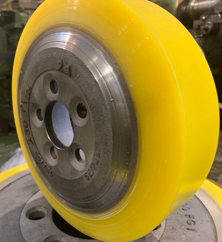 Изготовление и восстановление полиуретановых колес - Изображение 25