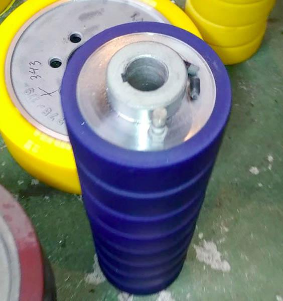 Конвейерные полиуретановые ролики - Изображение 3