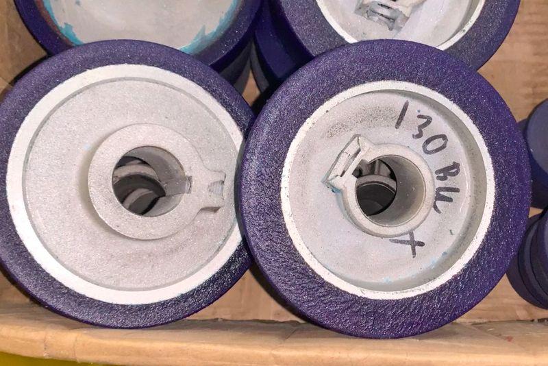 Обрезинивание роликов полиуретаном - Изображение 20