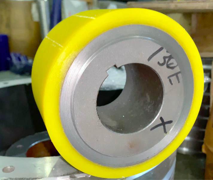 Обрезинивание роликов полиуретаном - Изображение 2