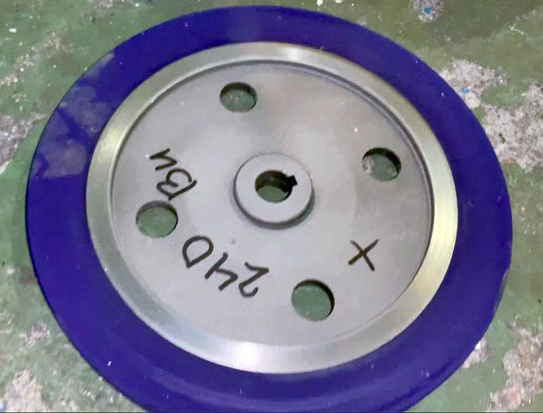 Конвейерные полиуретановые ролики - Изображение 1