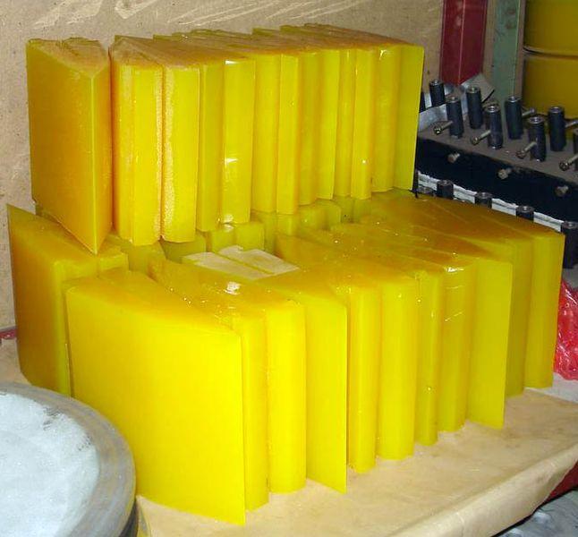 Полиуретановые скребки для конвейерных лент - Изображение 1