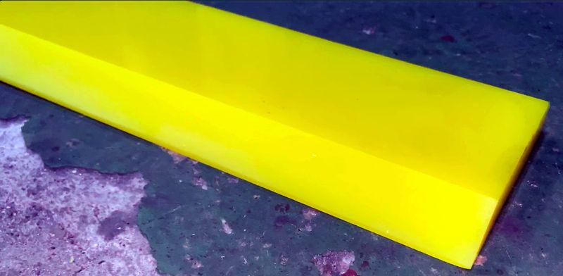 Полиуретановые скребки для конвейерных лент - Изображение 2