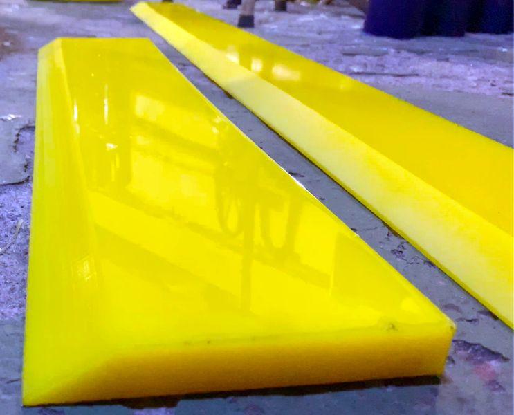 Полиуретановые скребки для конвейерных лент - Изображение 4