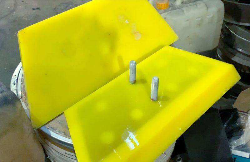 Лопасти (лопатки) бетоносмесителей - Изображение 7