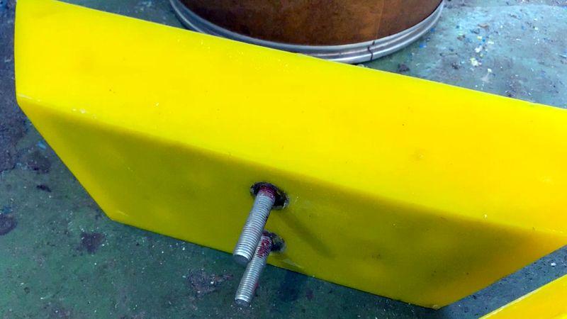 Лопасти (лопатки) бетоносмесителей - Изображение 23