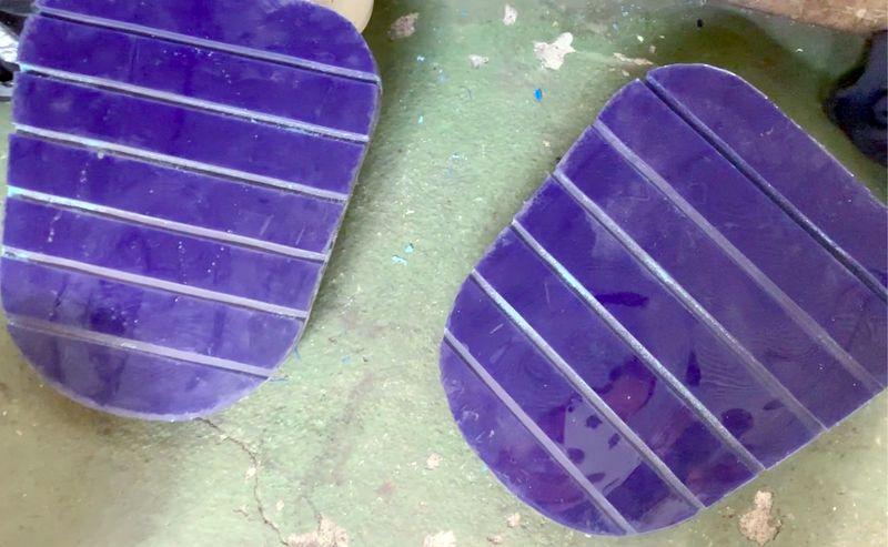 Лопасти (лопатки) бетоносмесителей - Изображение 4