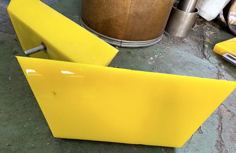 Лопасти (лопатки) бетоносмесителей - Изображение 8