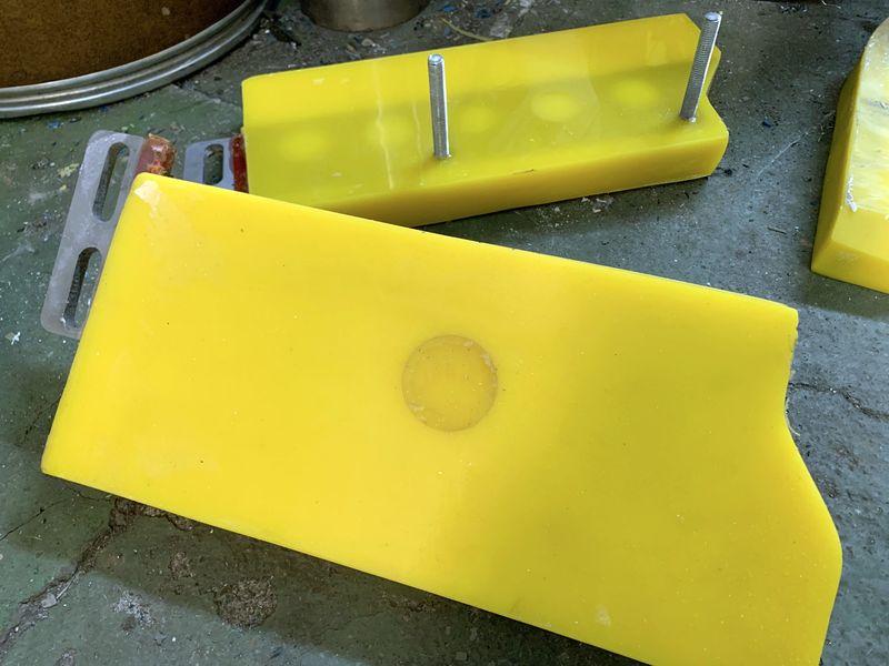 Лопасти (лопатки) бетоносмесителей - Изображение 5