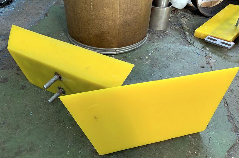 Лопасти (лопатки) бетоносмесителей - Изображение 28