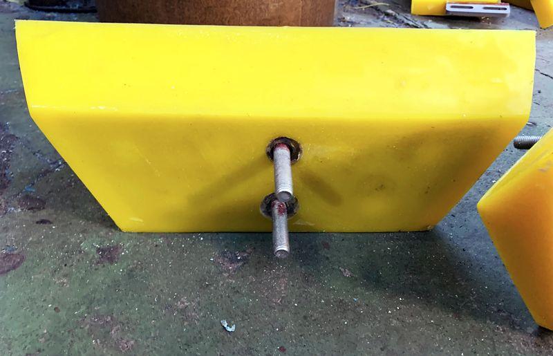 Лопасти (лопатки) бетоносмесителей - Изображение 19