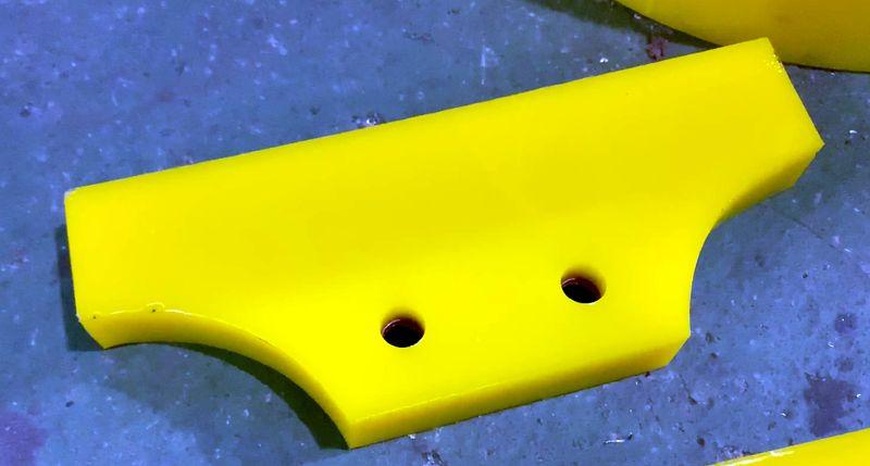 Лопасти (лопатки) бетоносмесителей - Изображение 6