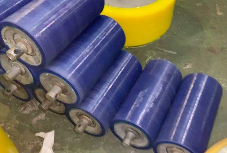 Обрезинивание роликов полиуретаном - Изображение 6