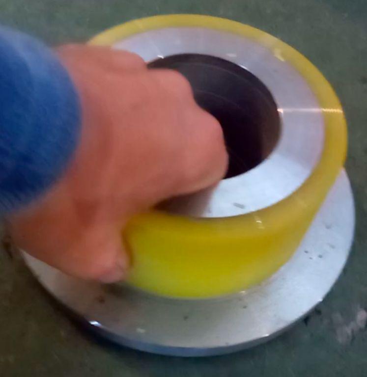 Обрезинивание роликов полиуретаном - Изображение 21