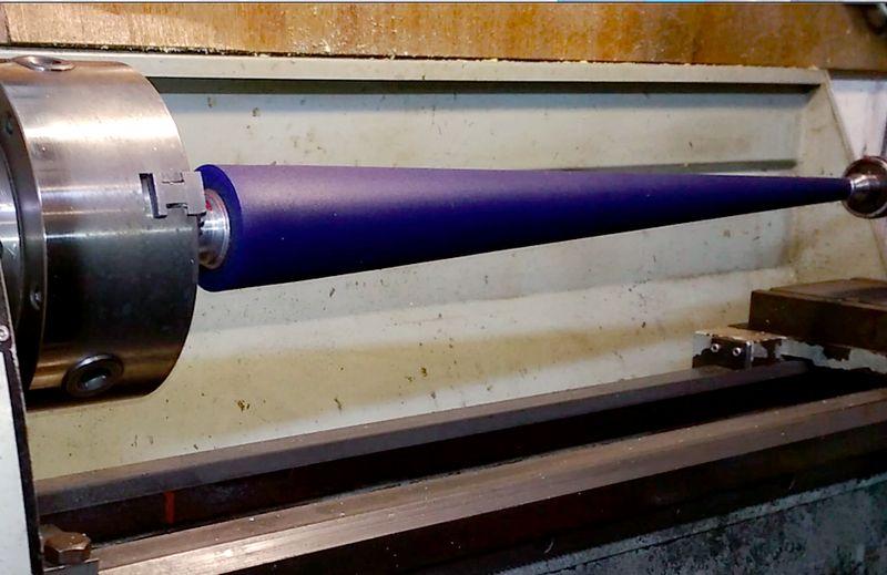 Изготовление полиуретановых валов - Изображение 19