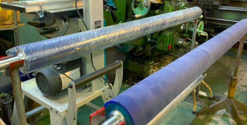 Изготовление полиуретановых валов - Изображение 23