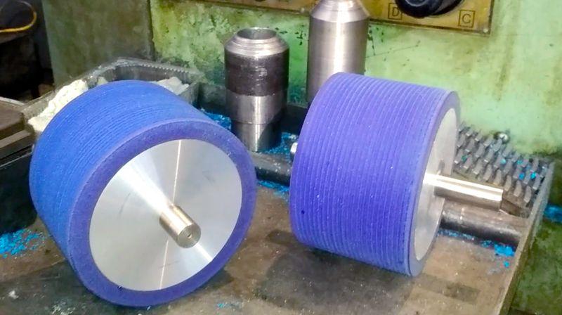 Изготовление полиуретановых валов - Изображение 1