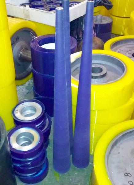Изготовление полиуретановых валов - Изображение 20