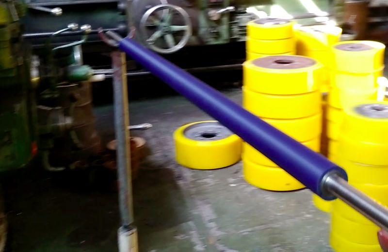 Изготовление полиуретановых валов - Изображение 29
