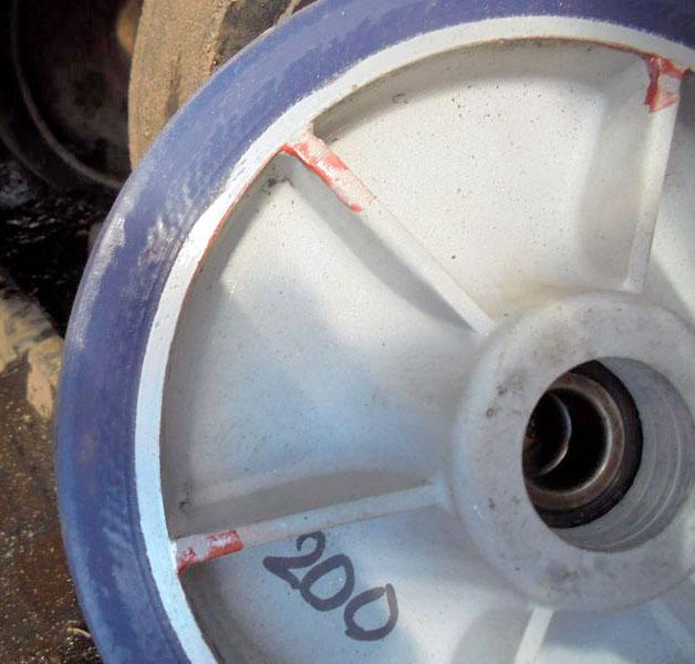 Восстановление роликов полиуретаном в СПб - Изображение 28