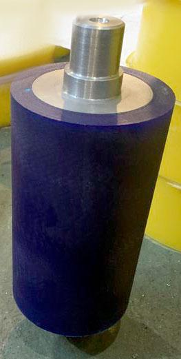 Восстановление роликов полиуретаном в СПб - Изображение 5