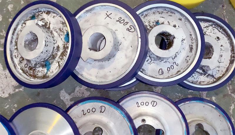 Восстановление роликов полиуретаном в СПб - Изображение 33