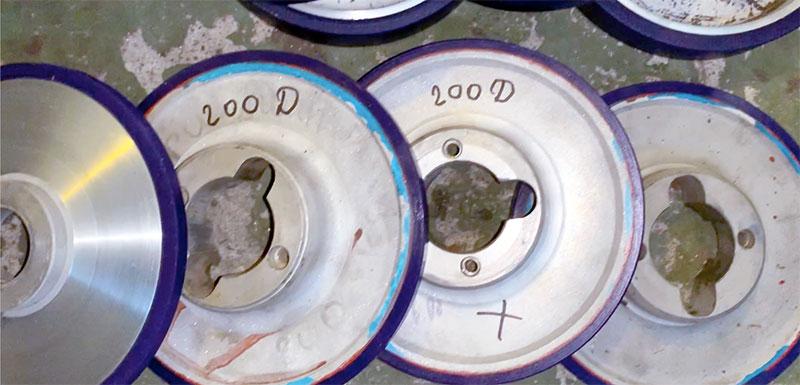 Восстановление роликов полиуретаном в СПб - Изображение 10