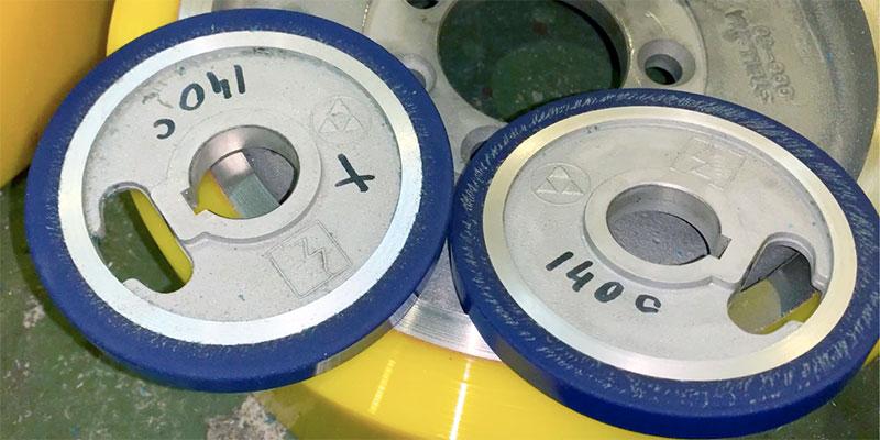Восстановление роликов полиуретаном в СПб - Изображение 12