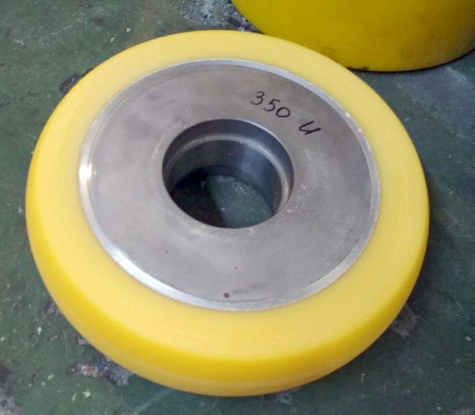 Восстановление колес полиуретаном - Изображение 1