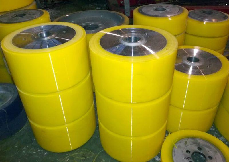 Восстановление колес полиуретаном - Изображение 7