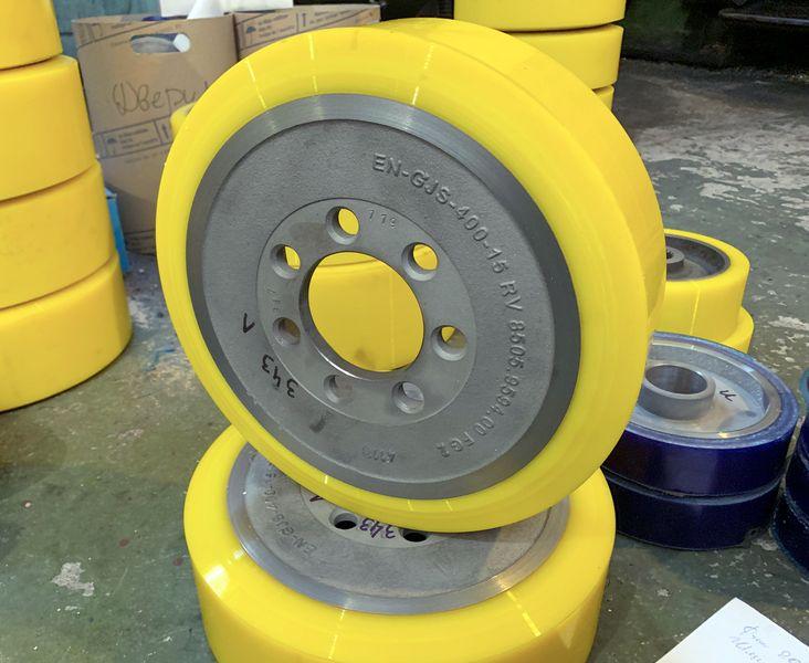 Восстановление колес полиуретаном - Изображение 10