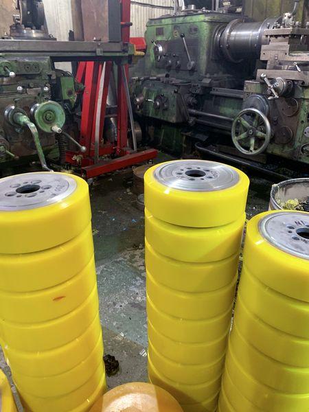 Восстановление колес полиуретаном - Изображение 8