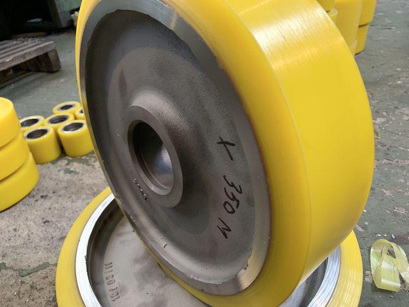 Восстановление колес полиуретаном - Изображение 2