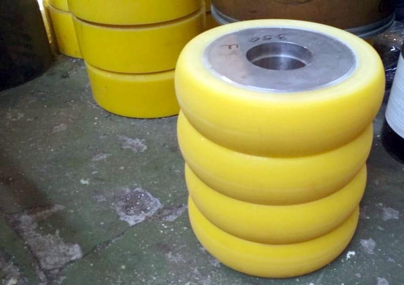 Восстановление колес полиуретаном - Изображение 0