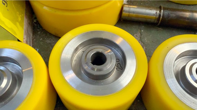Восстановление колес полиуретаном - Изображение 12