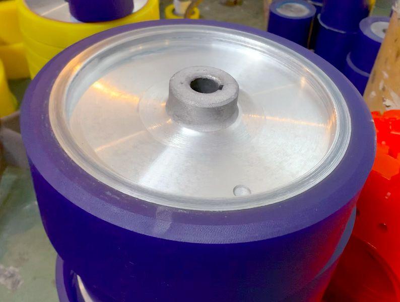 Восстановление колес полиуретаном - Изображение 4